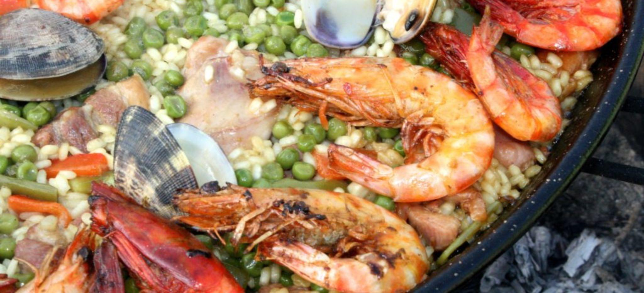 The Best Spanish Food