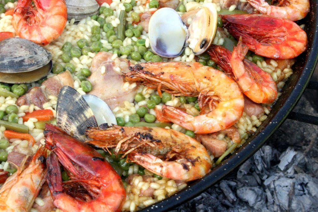 best-spanish-food-paella