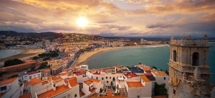 스페인의 중소도시, Peñiscola를 알아보자