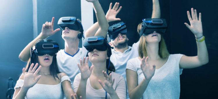 Zero latency VR Madrid