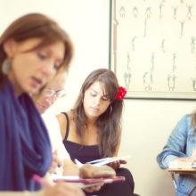 히랄다 스페인 어학원 수업