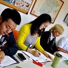 Spanish lessons at Malaca Instituto