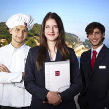 Barcelona culinary arts master and bachelor