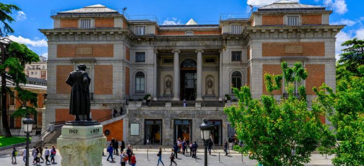 마드리드에서 무료로 박물관을 방문할 수 있는 곳을 알아보자