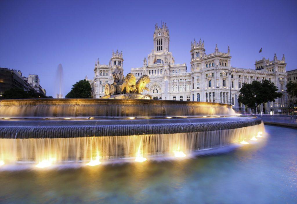 spanish residence card TIE