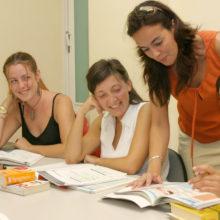 그라나다 어학원 수업