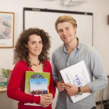 cursos de español en Madrid a Eureka con Go! Go! España