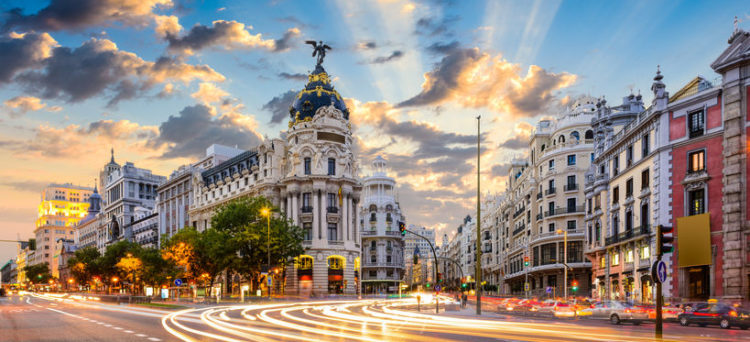 best cities to study spanish in spain