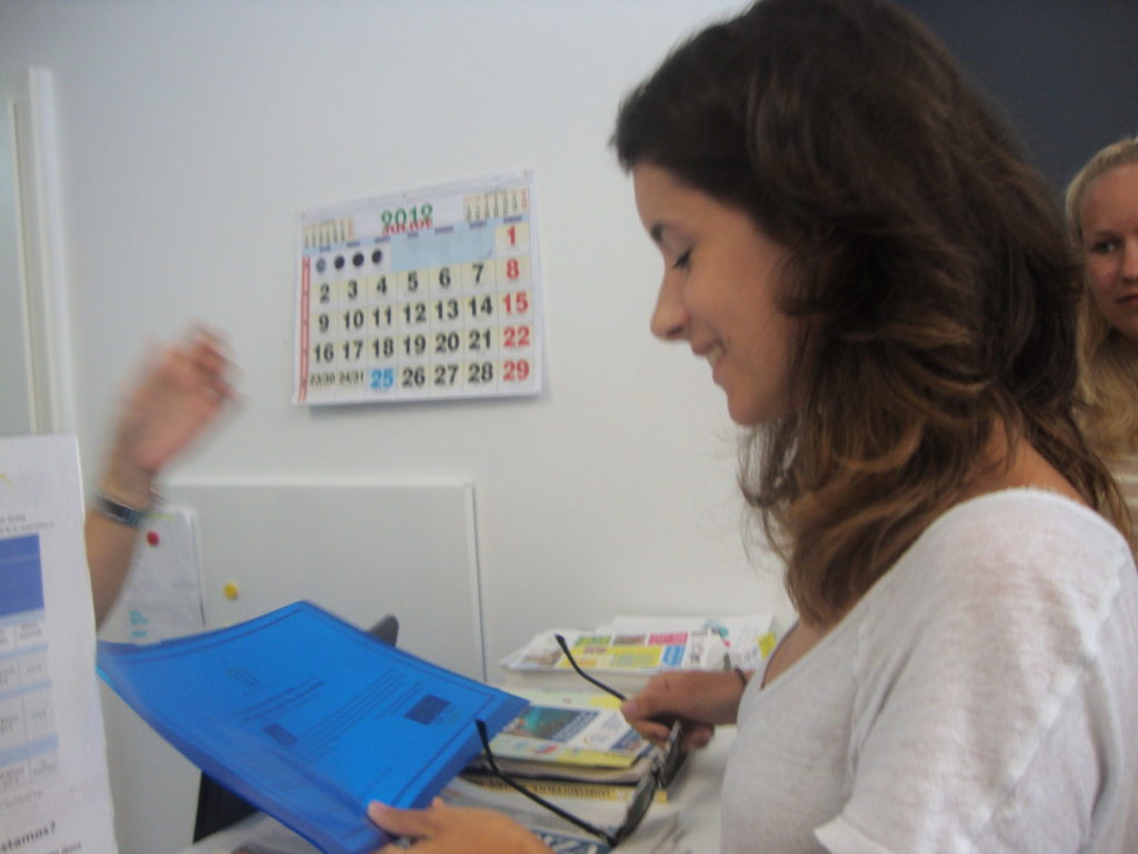 choosing a spanish course in spain