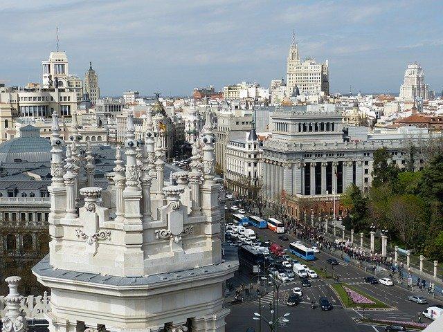 Top universities in Spain Madrid