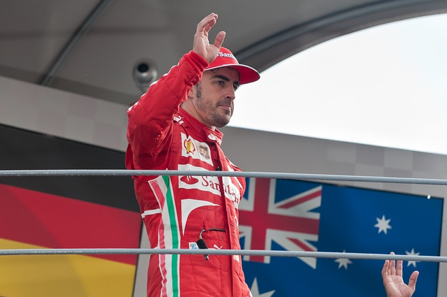 Famous Spanish people Alonso