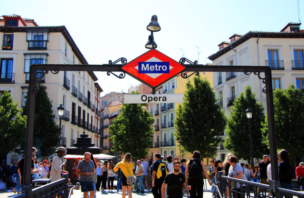Madrid is one of the best destinations to study Spanish in Spain